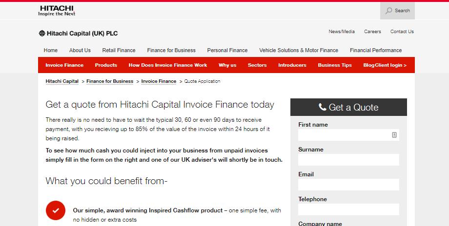 Hitachi Capital Invoice Finance