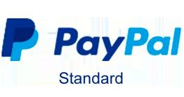PayPal standard logo