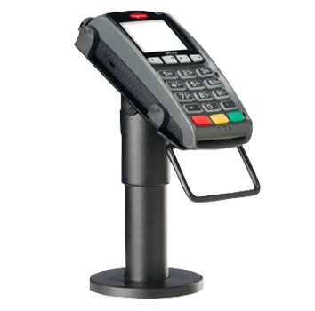 Desktop card terminal