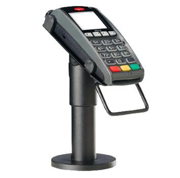 Desktop card terminal