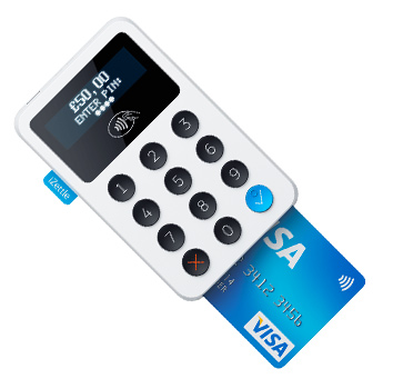 iZettle card machine