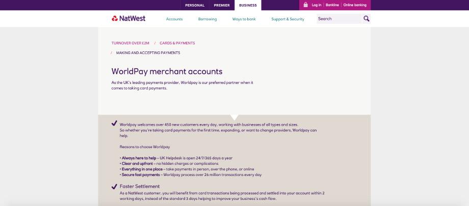 Natwest screenshot