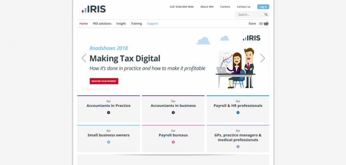 Iris Screenshot