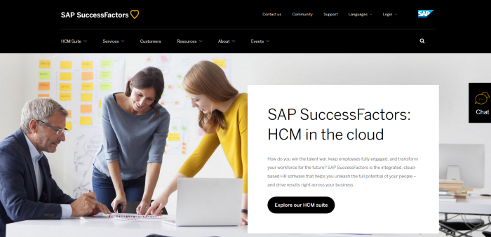 SAP Screenshot