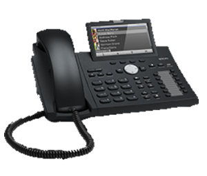 Snom D375 Desk Telephone