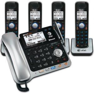 AT&T TL88102 Cordless Desk phone
