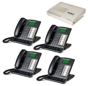 Orchid Key Phone System KS416 4-Line