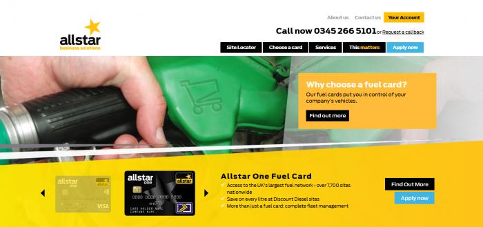 Allstar Screenshot