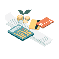 Invoice finance icon