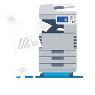 Photocopiers icon