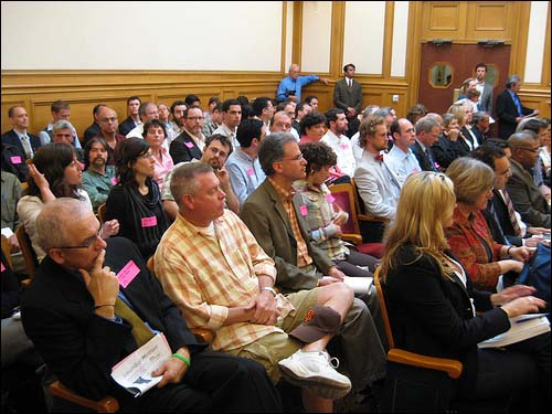SFMTA Bike Plan Hearing in City Hall