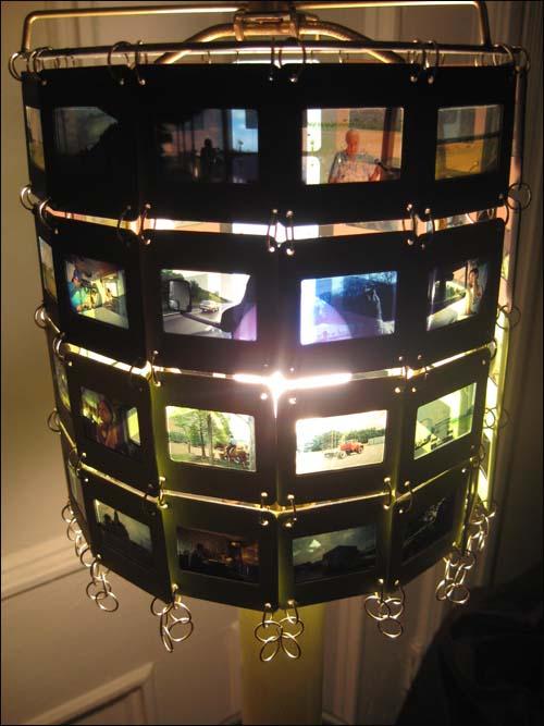 slide show lamp
