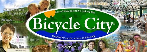 Bicycle City website