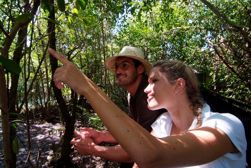 Eco Tours at Sandos Caracol