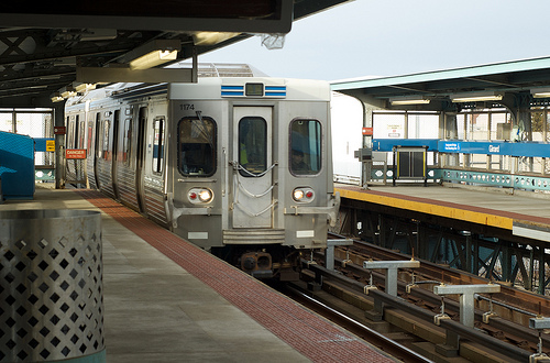 Philadelphia Market-Frankford subway train to start creating energy from braking