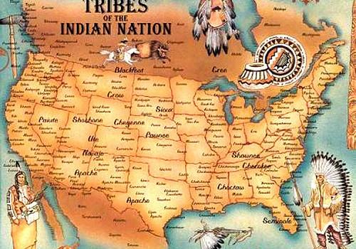 native americans solar