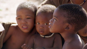 Bushmen Kids