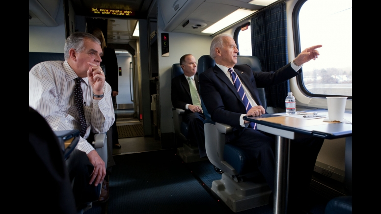 biden lahood high-speed rail