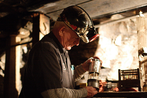 wv coal miner