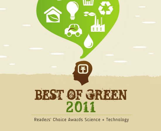 best of green science and technology blog