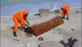 radioactive waste found dumped in Somalia