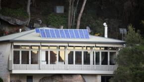 solar panels australia home