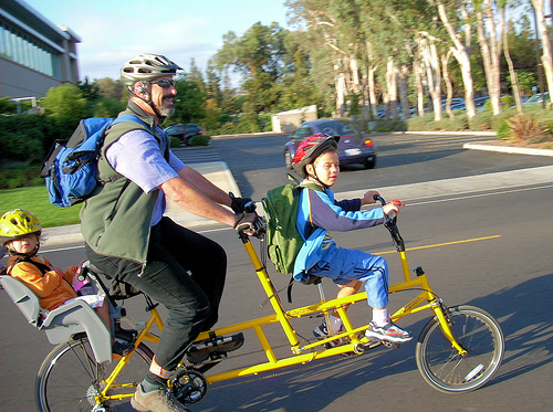 bicyclists palo alto