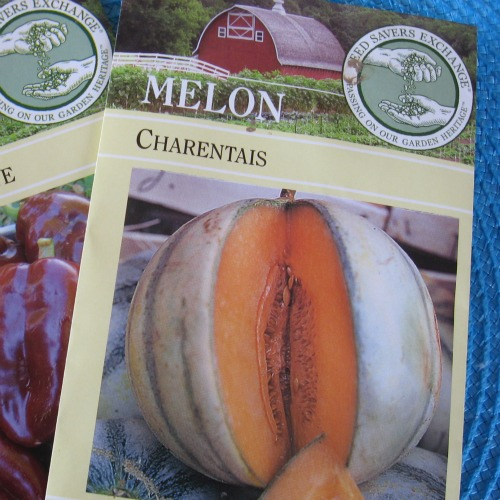 Seed Saver packets