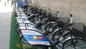 Wroclaw NextBike Bike Sharing Program 10