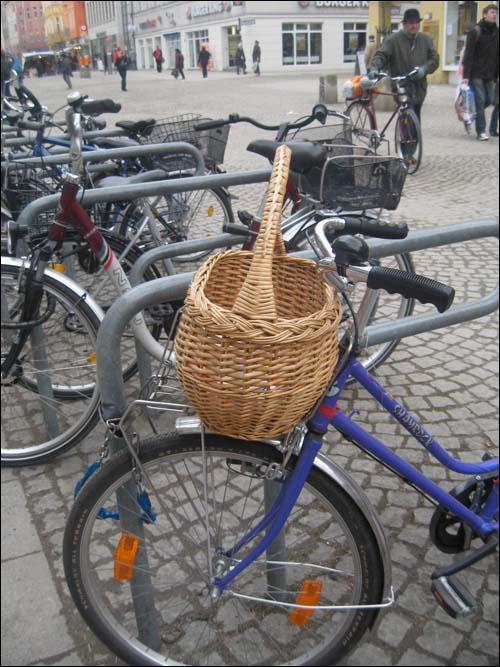 german bike rack