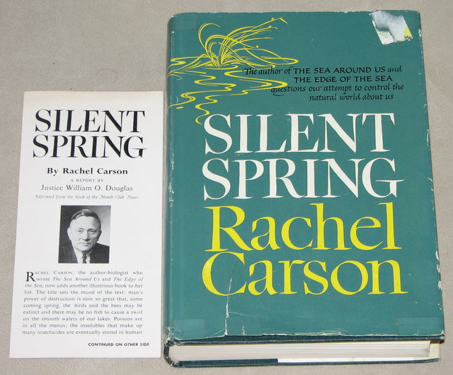 short summary of silent spring Summary note: summary text provided by external source rarely does a single  book alter the course of history, but rachel carson's silent spring did exactly.