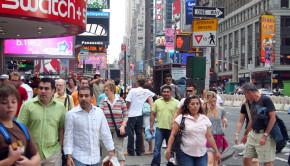 new york walkability