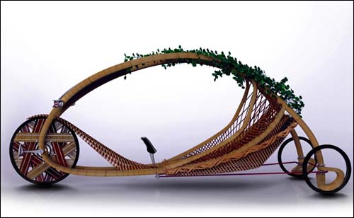 organically grown bicycle