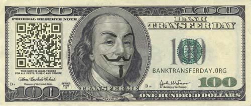 Bank Transfer Day bill