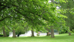 urban green space scotland