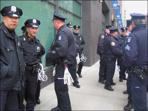 NYPD police 2010