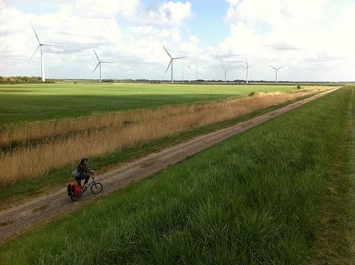 wind turbines denmark