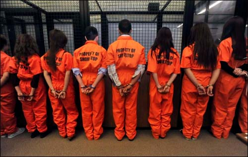 youth prisoners