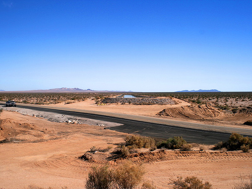 cadillac desert and CO River