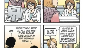 doonesbury vaginal probe comic