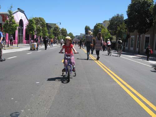 Sunday Streets