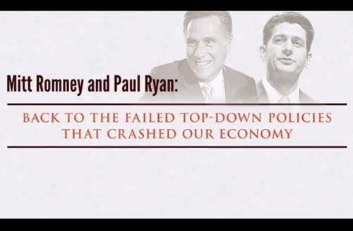 romney ryan go back team