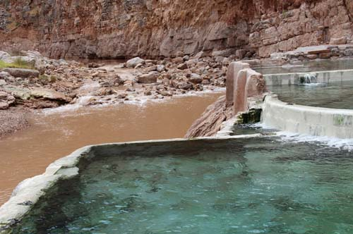 Pah Tempe Mineral Hot Springs