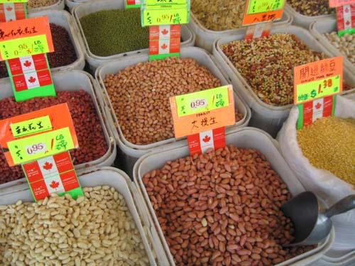 Vancouver market