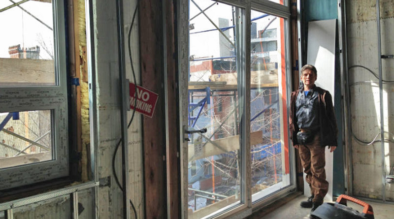 Brooklyn's First Passive House Condo
