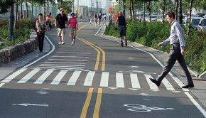 city planning walkability bike lanes