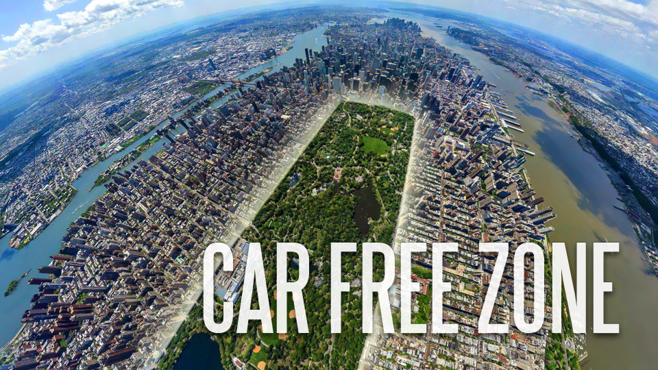 nyc to ban cars on central park loop in 2015. Black Bedroom Furniture Sets. Home Design Ideas