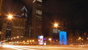 chicago light poles big data