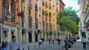 madrid old city