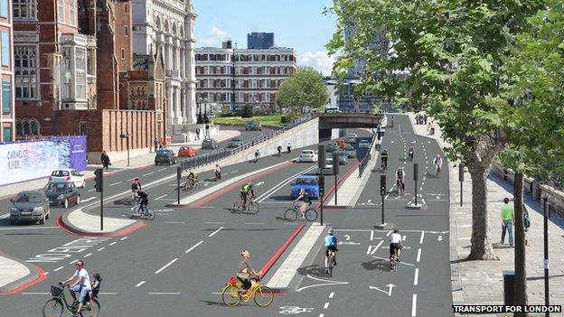 London Bike 1